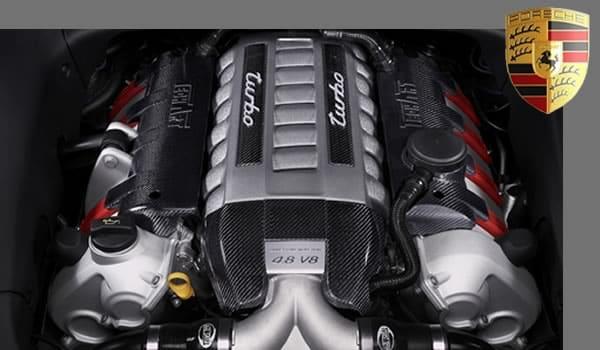 Motor marca Porsche