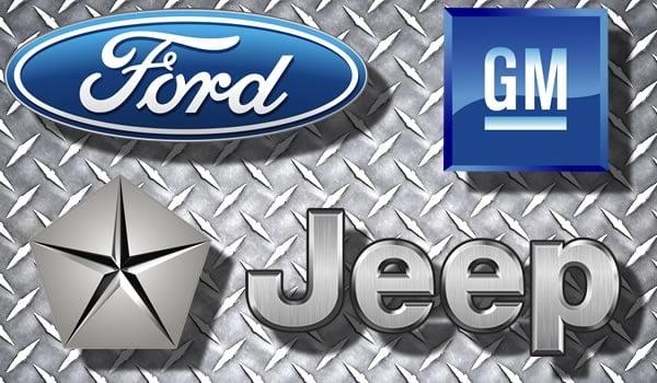 Logos de marcas americanas
