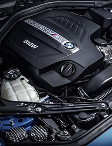 Motor de BMW