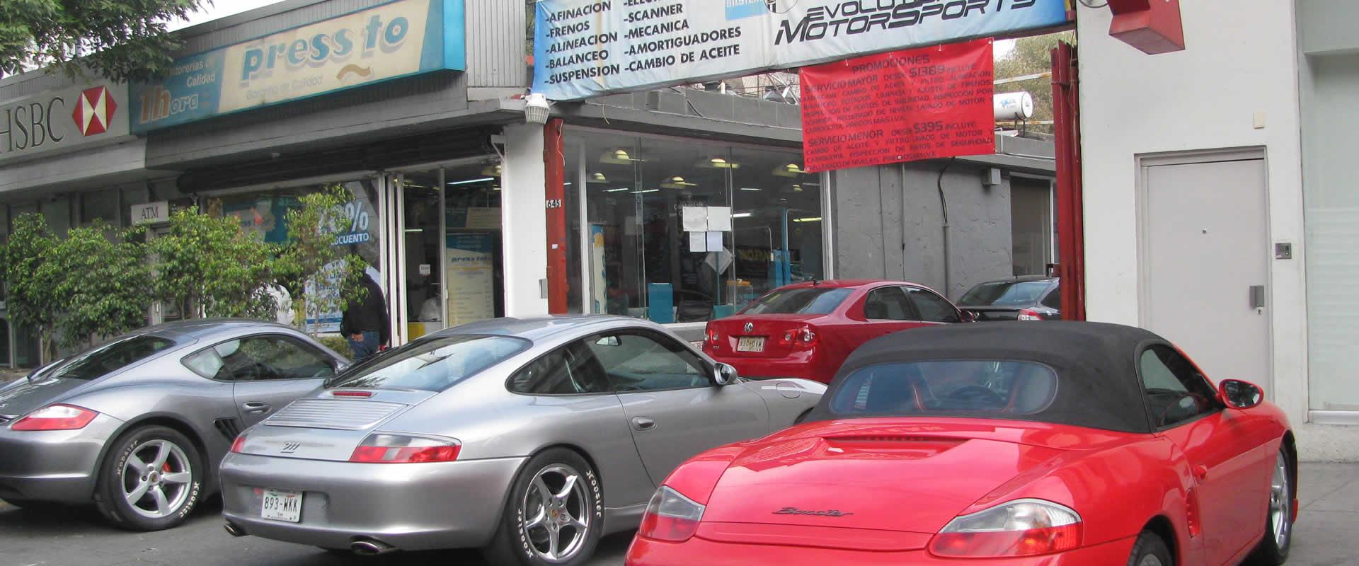 Porsche CDMX