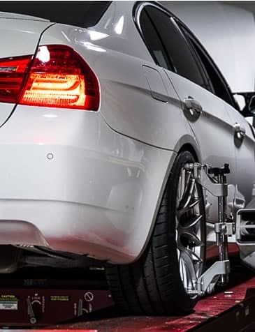 Alineación de BMW