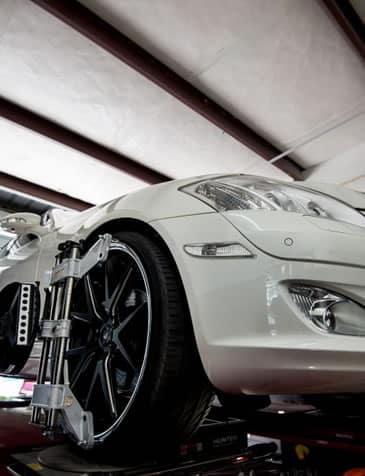 Reparación Mercedes Benz