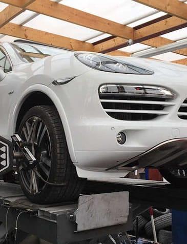 Reparación de Porsche