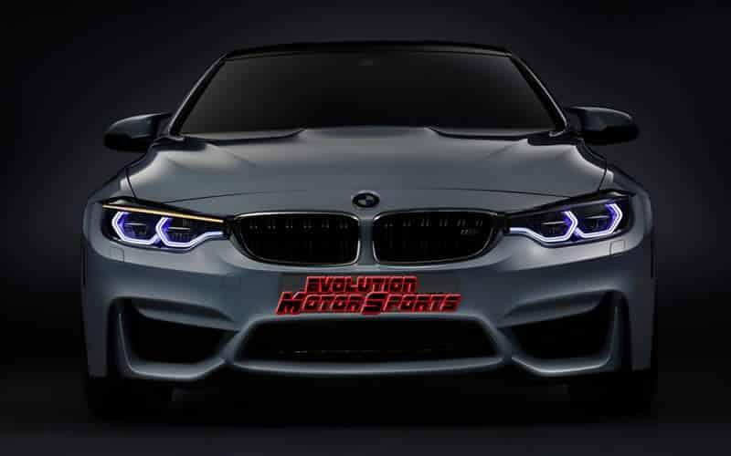 Frente de BMW