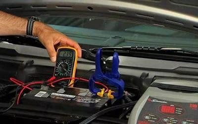 Revisando carga de batería