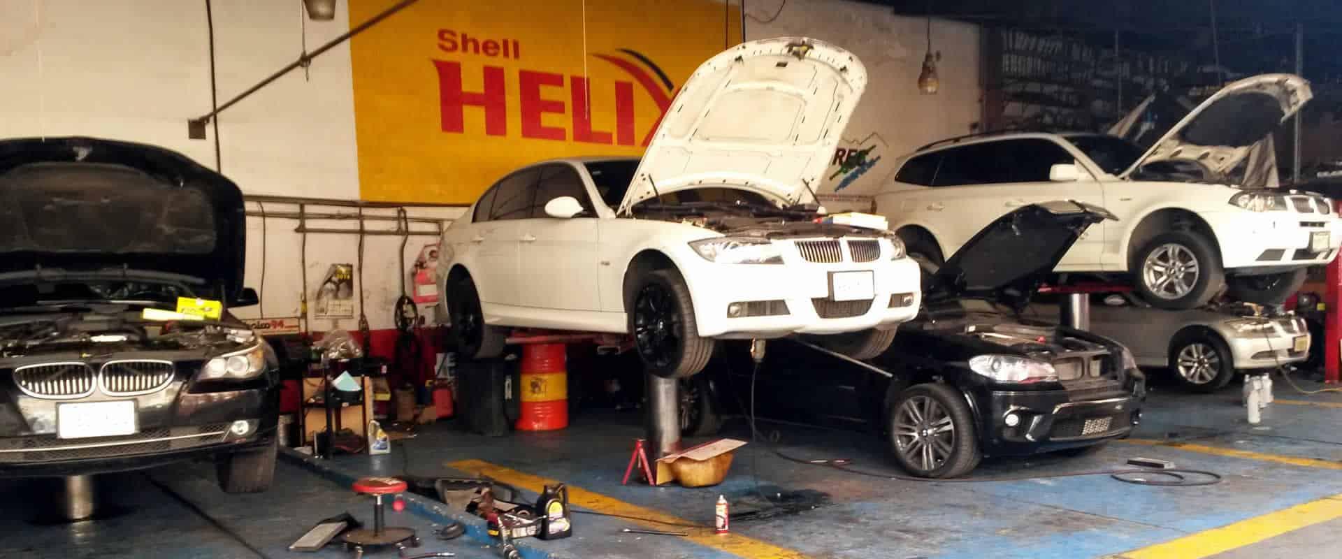 Taller Especialista BMW