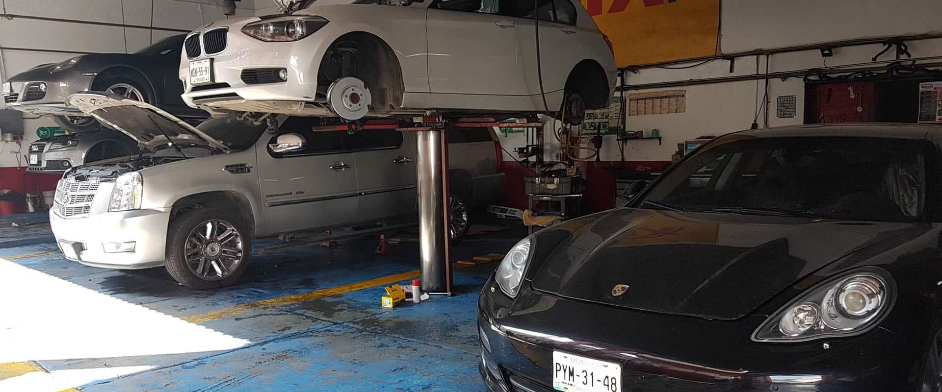 Servicio mecánico multimarca