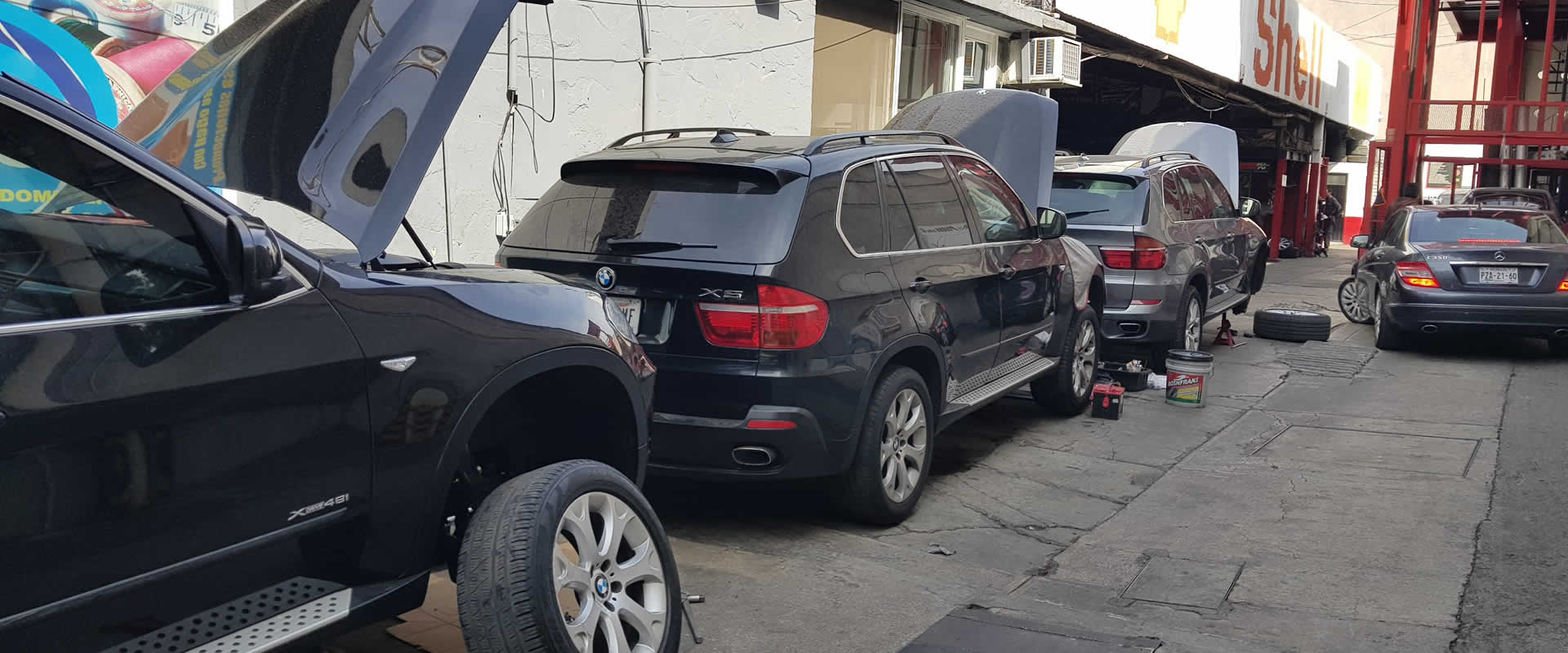 Servicio Especializado BMW