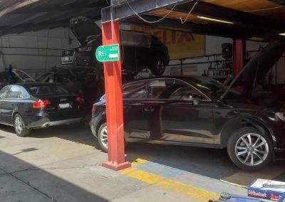 Reparación de autos Audi